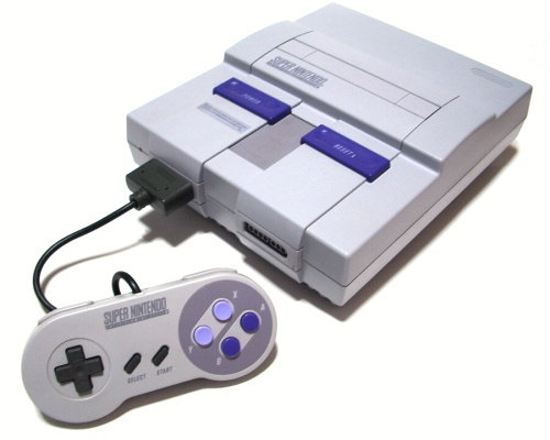 Super Nintendo was made famous by innovative titles like Super Mario