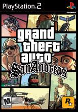 Grand Theft Auto: San Andreas (Playstation 2)
