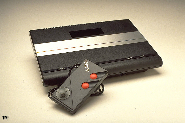 Atari 7800 Games and Systems - Player's Choice