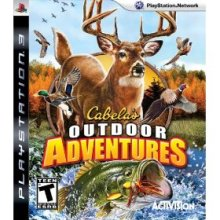 Cabela's Outdoor Adventures (PS3)