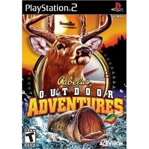 Cabela's Outdoor Adventure 2006 (PS2)