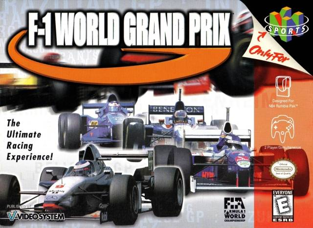 Grand Prix World Formula 1 Championship 1985/86 No. 1 by Roebuck and Townsend