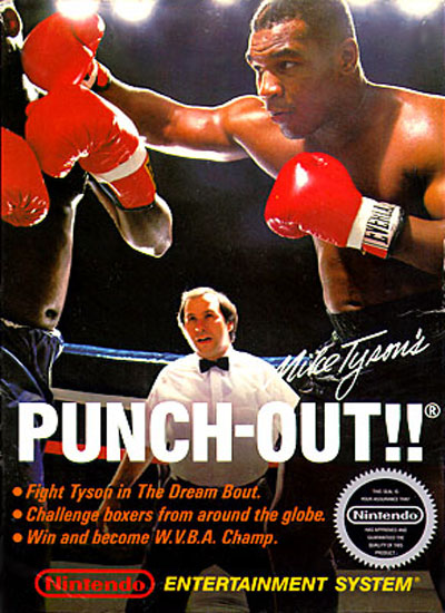 Mike Tyson s knockout nintendo