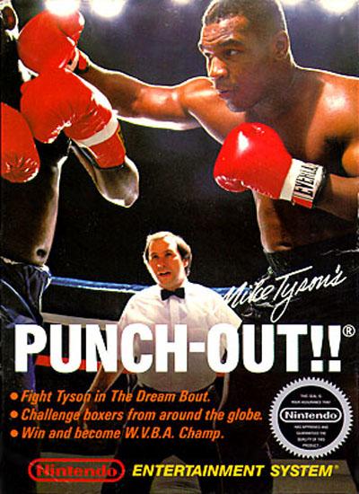 Mike Tyson s knockout nintendo