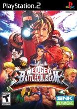 NeoGeo Battle Coliseum (PS2)
