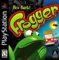 Frogger (Sony Playstation Game)