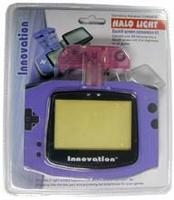 Gameboy Advance Halo Light