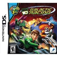 Ben 10 Galactic Racing (DS)
