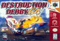 Destuction Derby 64 (N64)