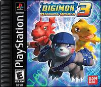 Digimon World 3 (Playstation)