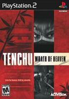 Tenchu Wrath of Heaven (PS2)