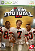 All Pro Football 2K8 (360)