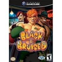 Black & Bruised (Nintendo Gamecube Game)