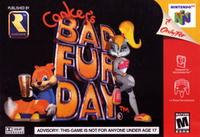 Conker's Bad Fur Day (N64)