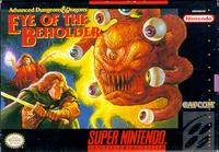 Eye Of The Beholder (SNES)