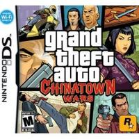 Grand Theft Auto: Chinatown Wars (NDS)