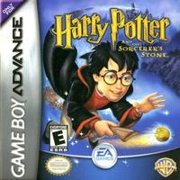 Harry Potter Sorcerers Stone (GBA)