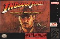 Indiana Jones Greatest Adventures (SNES)