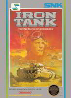 Iron Tank: Invasion of Normandy (NES)
