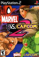 Marvel vs Capcom 2 (PS2)