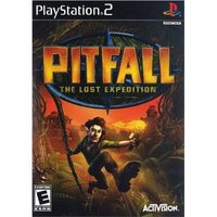 Pitfall The Lost Expedition (PS2)
