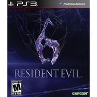 Resident Evil 6 (PlayStation 3)