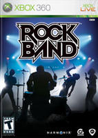 Rock Band - Game Only (Xbox 360)