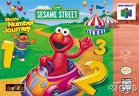Elmo's Number Journey (N64)