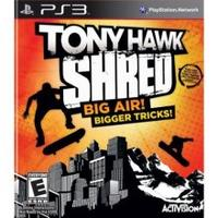 Tony Hawk's: Shred (PS3)