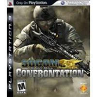 SOCOM: U.S. Navy SEALs - Confrontation (PS3)