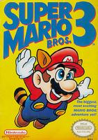 Super Mario Brothers 3 (NES)