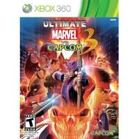 Ultimate Marvel vs Capcom 3 (360)