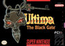 Ultima The Black Gate (SNES)