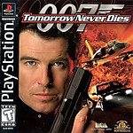 007 Tomorrow never Dies (Playstation)