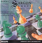 Sargon Chess (Philips CDI)