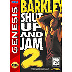 Barkley Shut Up and Jam 2 (Sega Genesis)