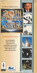 20th Century Video Almanac (Panasonic 3DO)