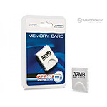 32 MB Memory Card for Wii / GameCube
