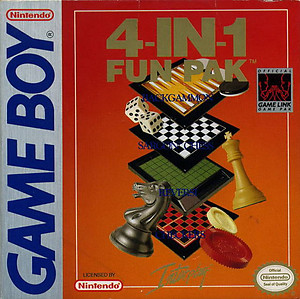 4 in 1 Funpak (GameBoy)
