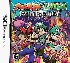 Mario and Luigi Partners in Time (DS)