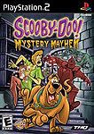 Scooby Doo Mystery Mayhem (PS2)