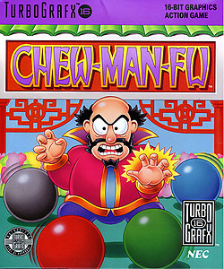 Chew Man Fu (Turbo Grafx 16)