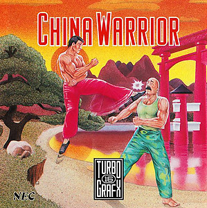 China Warrior (Turbo Grafx 16)