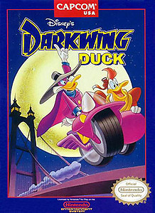 Disney's Darkwing Duck (NES)