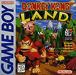 Donkey Kong Land (Gameboy)