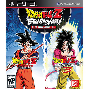 Dragon Ball Z HD Collection (PS3)