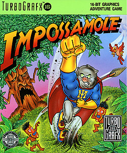 Impossamole (Turbo Grafx 16)