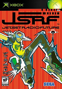 JSRF- Jet Set Radio Future (Xbox)