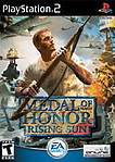 Medal of Honor Rising Sun (PS2)