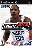 NCAA College Basketball 2K3 (PS2)